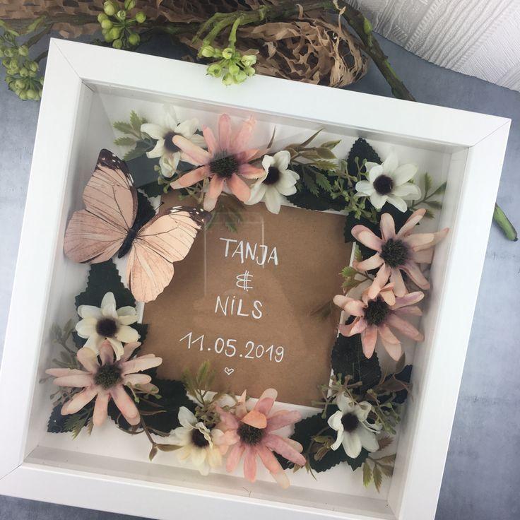 Hochzeitsgeschenkidee