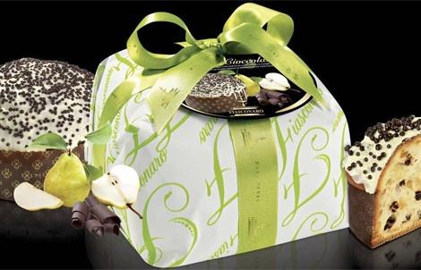 Panettone Pere e cioccolato - körtés-csokoládés (1000 g)