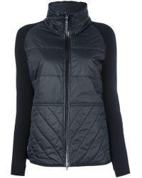 Adidas Стелла Маккартни |  Проложенный Knit Jacket |  лизатора