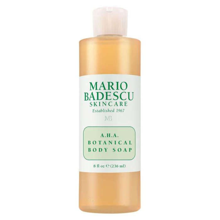 10 Best Body Washes For Acne Body Soap Mario Badescu Body Acne