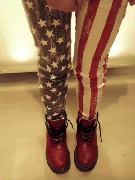 E.U. leggings