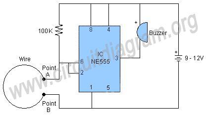 25 unique electrical circuit diagram ideas on pinterest. Black Bedroom Furniture Sets. Home Design Ideas