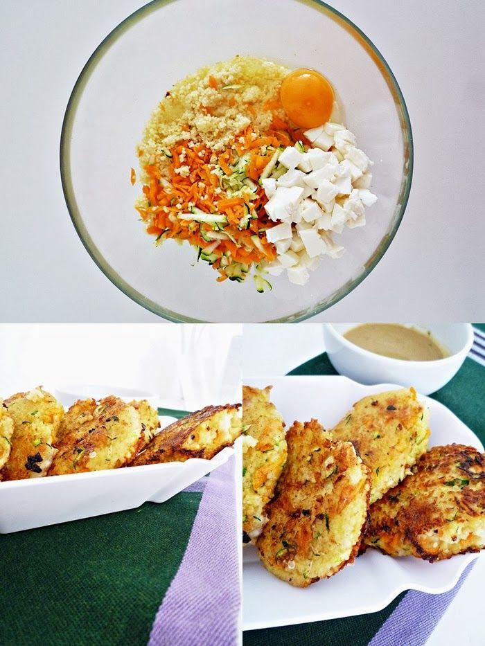Genusskochen - Food- & Lifestyleblog: Mozzarella-Zucchini Bällchen
