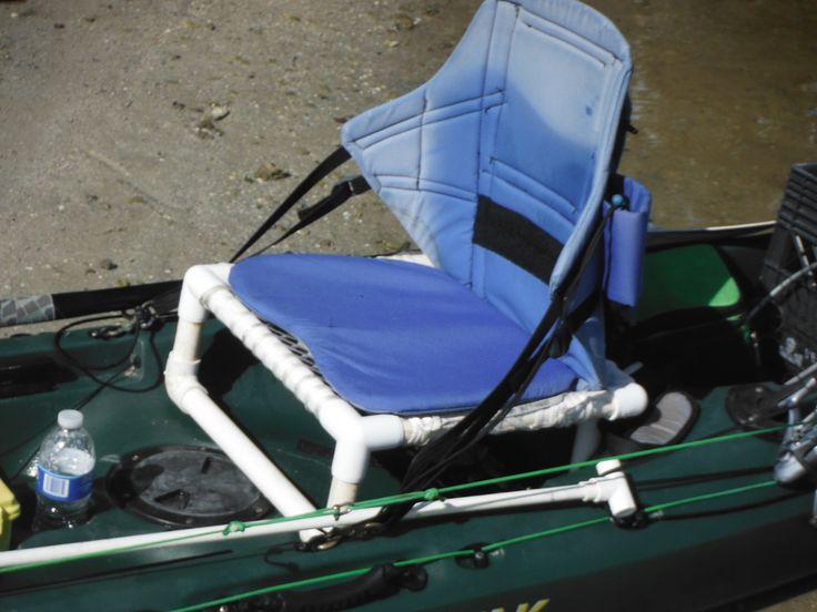 De 25 bedste id er inden for kayak seats p pinterest for Kayak fishing seats