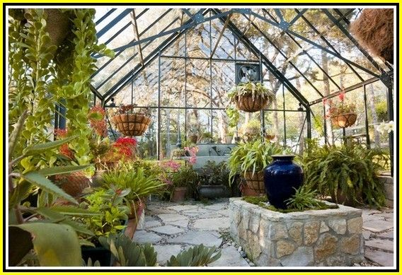 Proven Ways To Make The Garden Grow Outdoor Greenhouse Home
