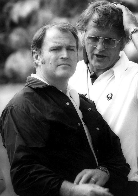 Chuck Noll - Rare Photos from the '75 NFL Season - Photos - SI.com
