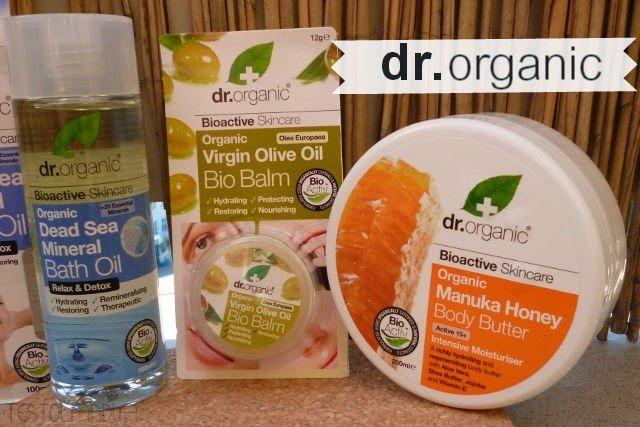 Testowanie produktów  * recenzje * darmowe próbki * konkursy* DIY: kosmetyki naturalne: Dr. Organic mnie rozpieszcza !