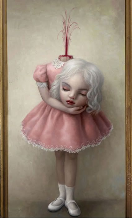 Mark Ryden...my favorite
