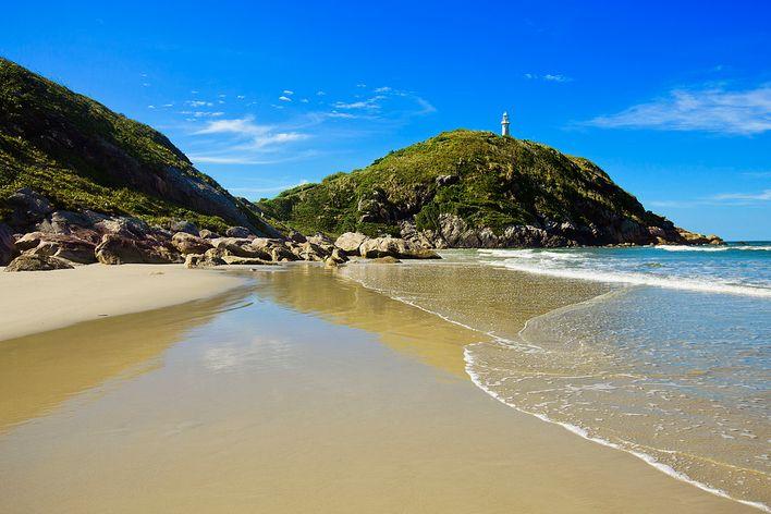 Praia de Fora, Ilha do Mel – Paraná