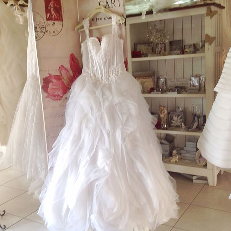 DASH BRIDAL & CO Pronovias La Spoza, Wedding Gowns now selling from R5000.00 , terms and conditions will apply.  Wedding Gowns, Evening Wear, Matric Farewell Dresses We are in no:  202 Monument rd, Glen Marais, Kempton Park Please contact us on the following number : 071 184 8783