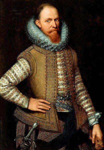 Prins Maurits studeerde aan de universiteit van Leiden die zijn vader stichtte en verbeterde het leger.