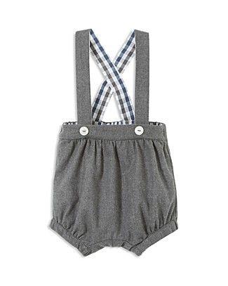 Jacadi Boys' Reversible Overalls - Baby
