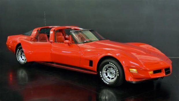1980 Corvette For Sale >> 1980 Corvette 4 Door For Sale Big Ol Red Corvette 95