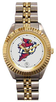 Iowa State University Cyclones Ladies Executive Stainless Steel Sports Watch by SunTime. $149.99