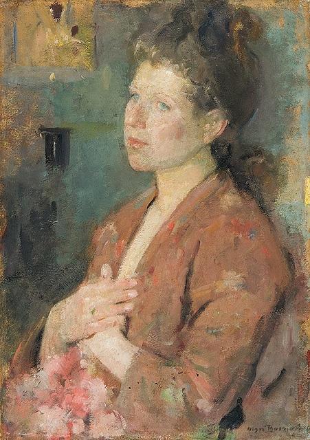 Olga Boznańska by hauk sven, via Flickr