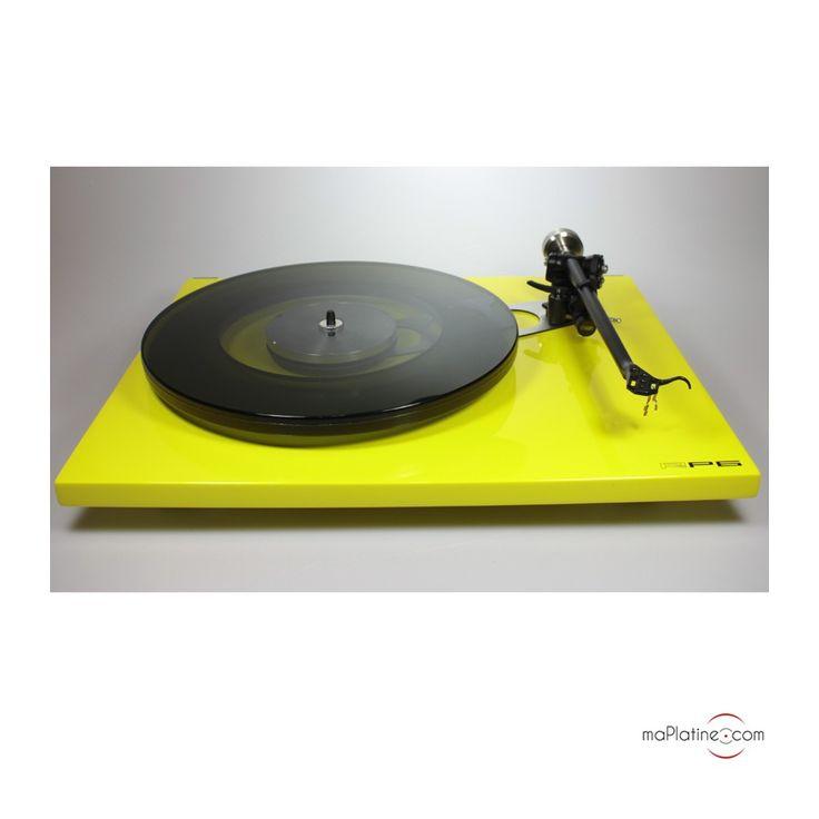 Platine vinyle manuelle Rega RP6