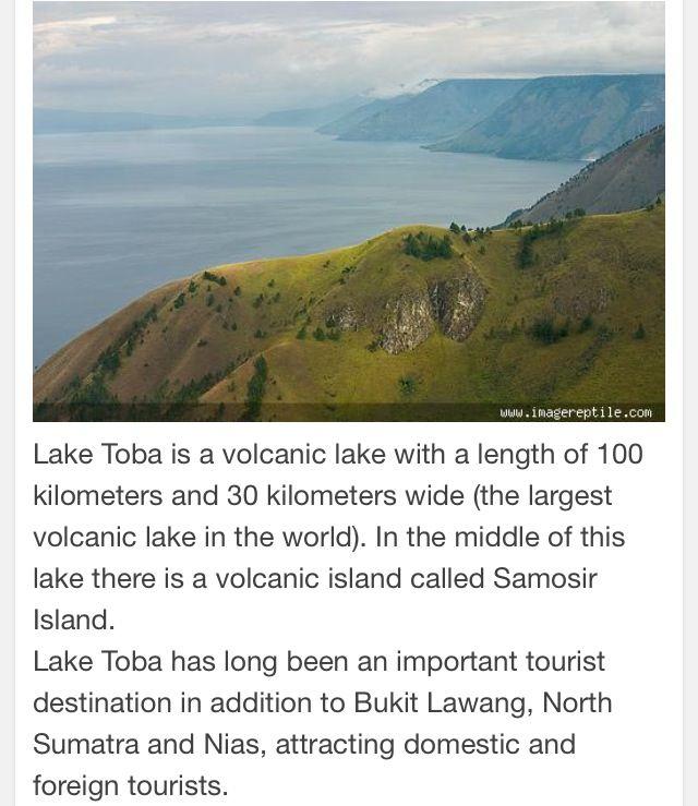 Lake Toba-North Sumatra Indonesia.