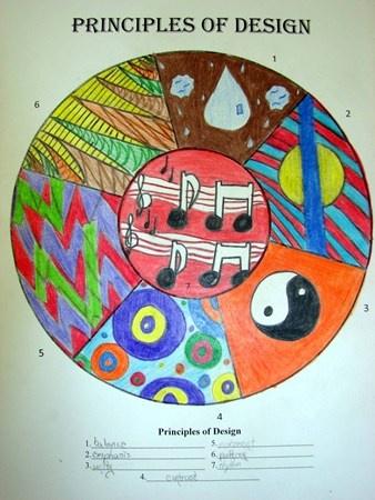 Principles of Design Artsonia Art Museum :: Artwork