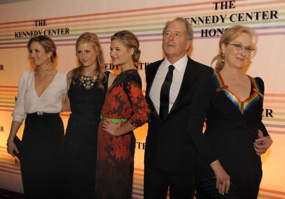STREEP-GUMMER FAMILY | Joie de Vivre: Meryl Streep | Pinterest