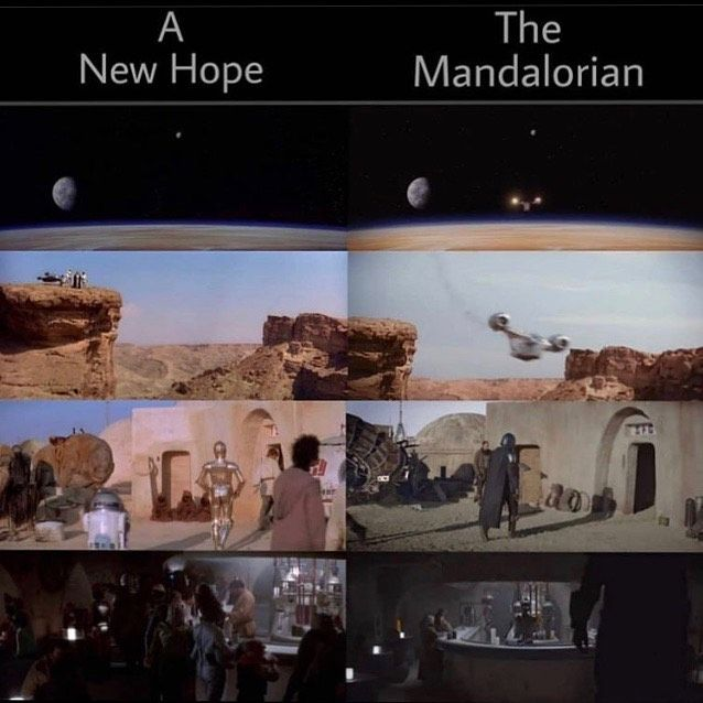 A Surprise To Be Sure But A Welcome One Starwars