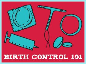 Best options for teenage birth control
