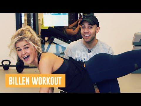 Sexy billen workout | FoodcampTV - YouTube