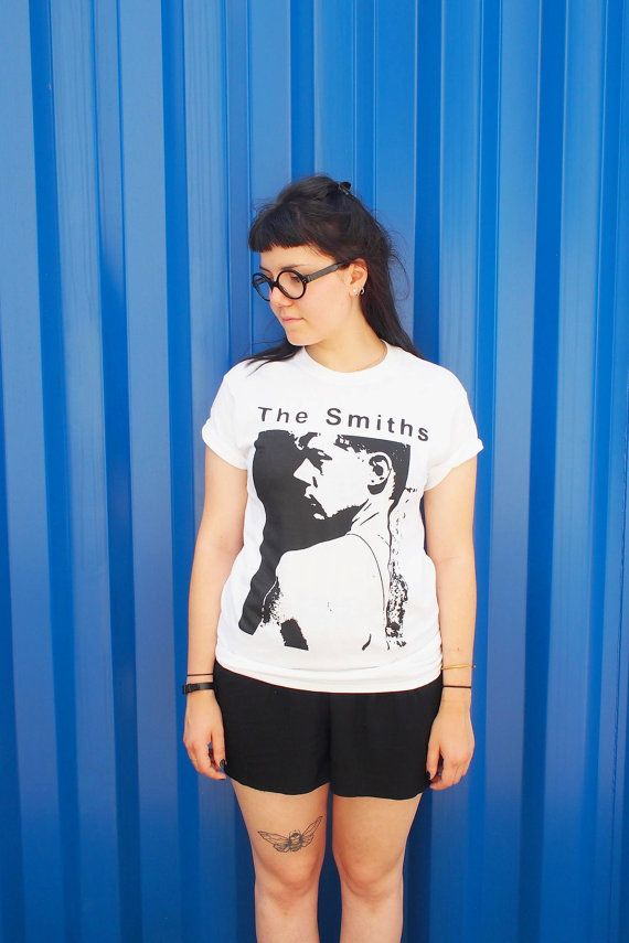 The Smiths Hatful of Hollow  T-shirt by Failures on Etsy