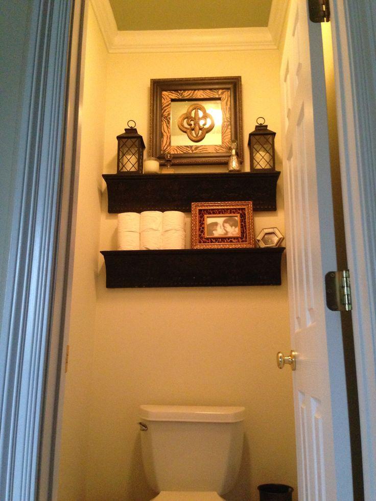 Toilette d coration 20171004063746 for Washroom decoration ideas