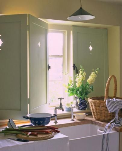 Country Kitchen Yucca Valley: 1000+ Ideas About Kitchen Shutters On Pinterest