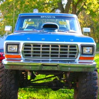 1978 ford f150 - Now that is a BEAST!