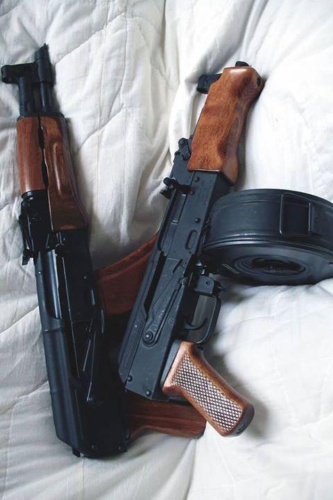 Life's Best #ak47 #guns #