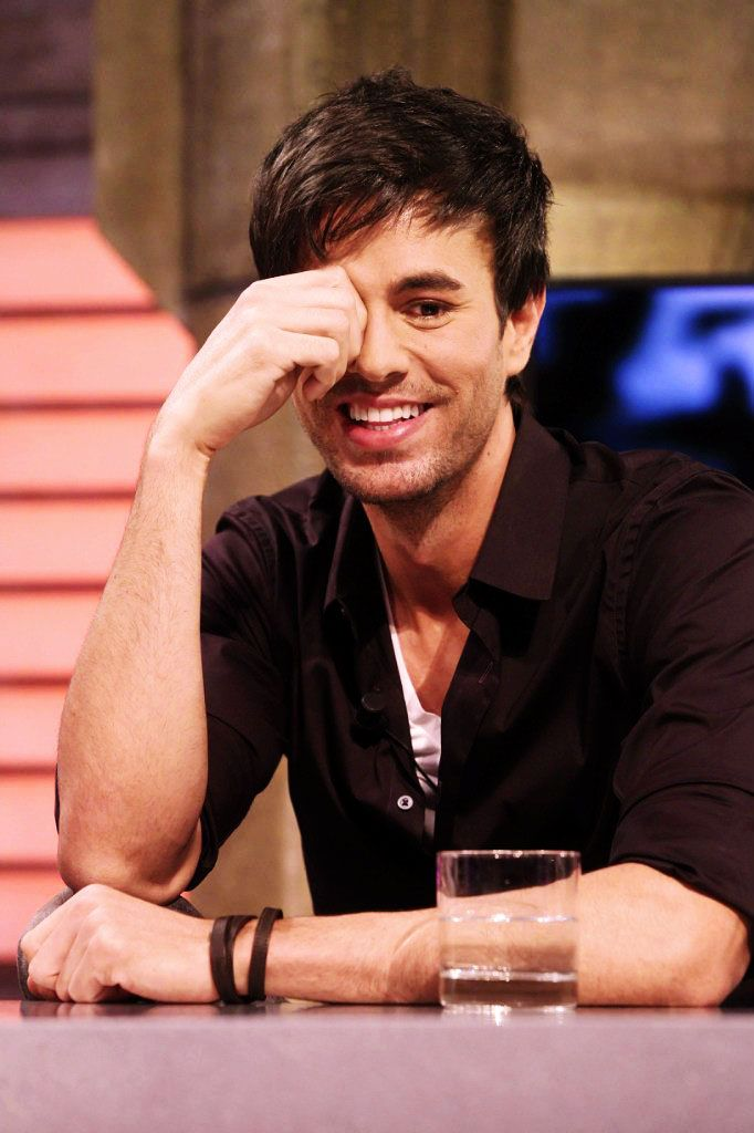 Enrique Iglesias | Enrique Iglesias, greatest creation | Pinterest | Enrique iglesias, Singer and Love