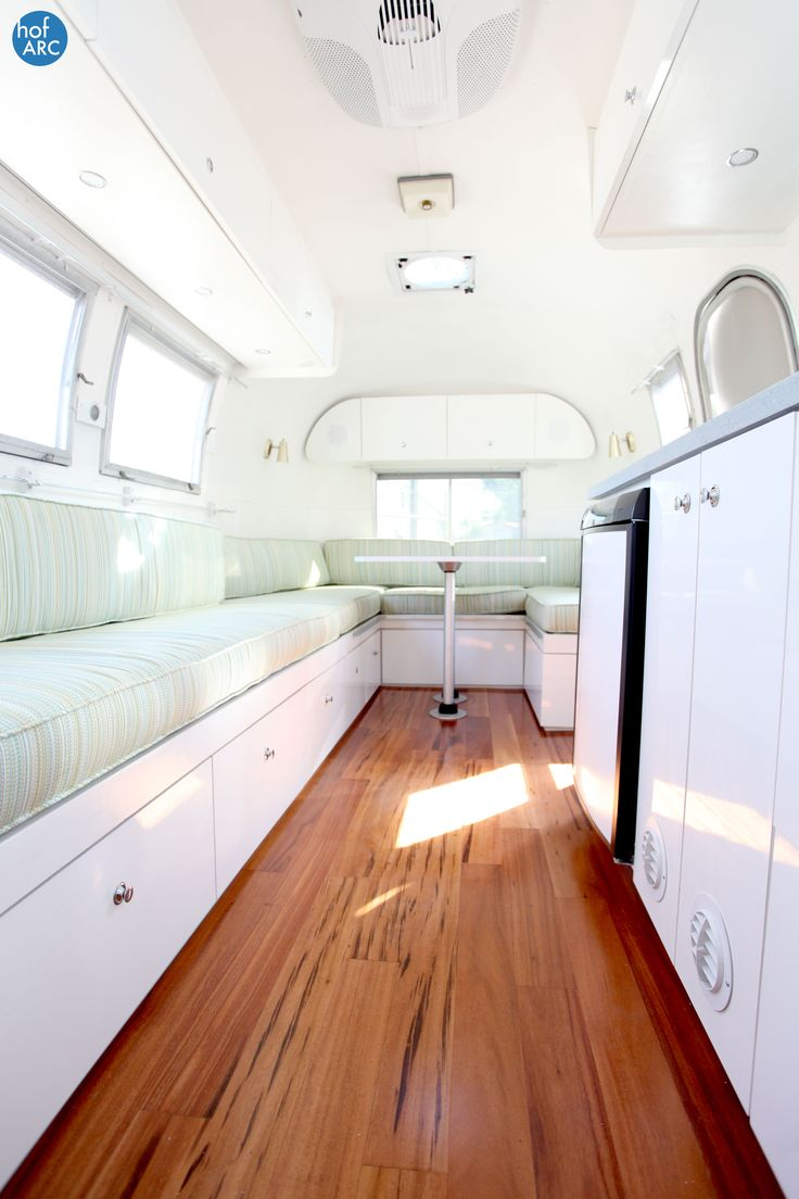D E E C Db E D B Airstream Living Airstream Interior