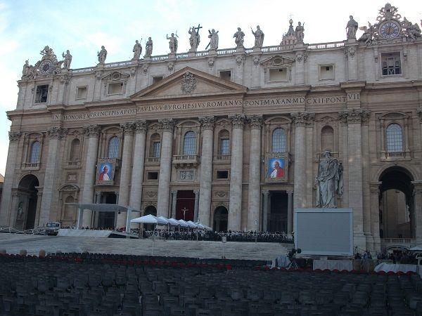 Watykan pielgrzymka