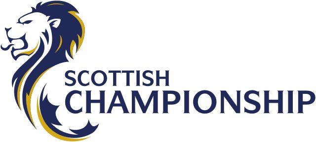 Scottish Championship logo.