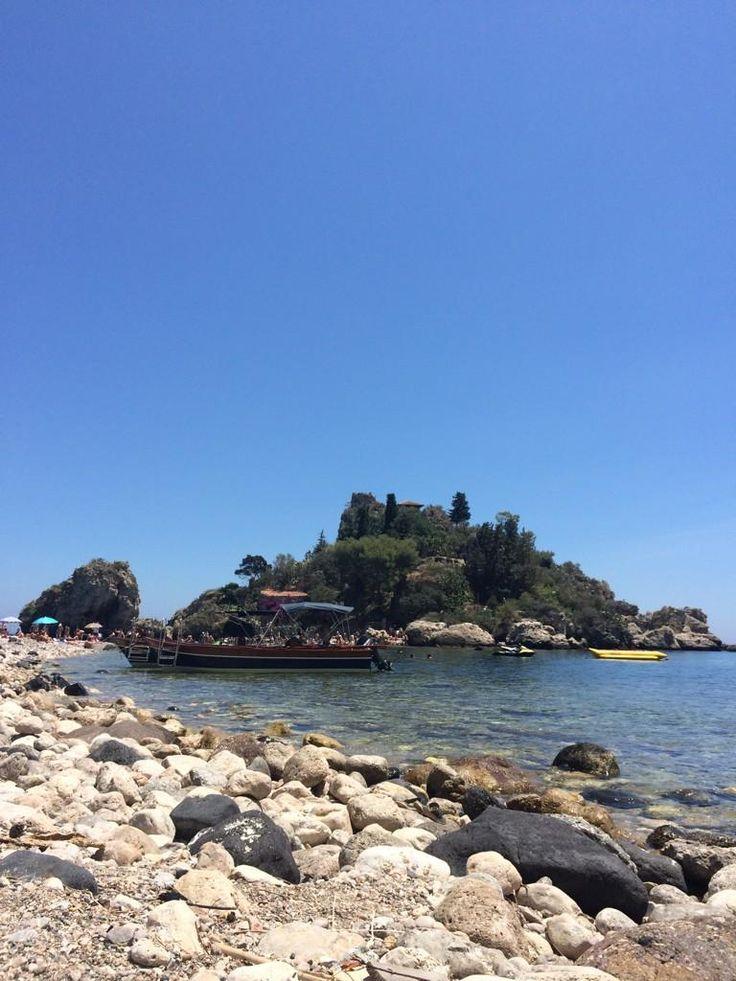 #LaMiaSpiaggia è #isolabella #Taormina @rogariti