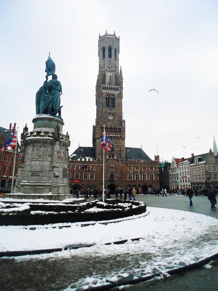 MarktPlatz #Brudges #Belgium #Photography