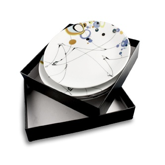 Kites Side Plate Gift Set by Ink Dish - Spark Living - online boutique for unique home decor, gifts and accessories $57.00