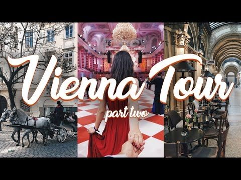 The Vienna Tour (city guide) - part two - YouTube