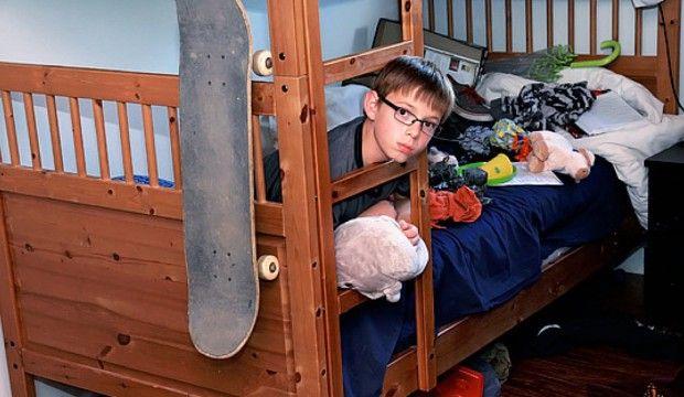 Jak naučit dítě uklidit pokojíček za 10 minut, bez použití krabičky sirek