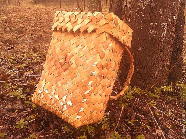 Плетение короба рюкзака пестеря слинг рюкзак патапум германия