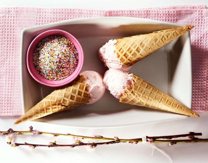 Imponer gjestene dine med hjemmelaget iskrem