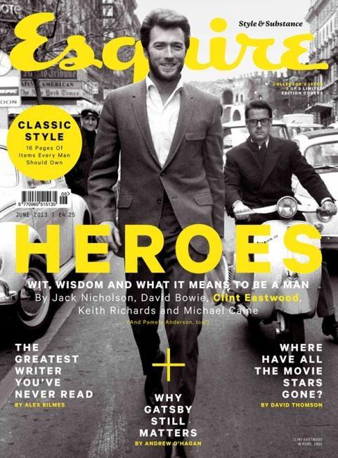 Esquire (UK) Clint