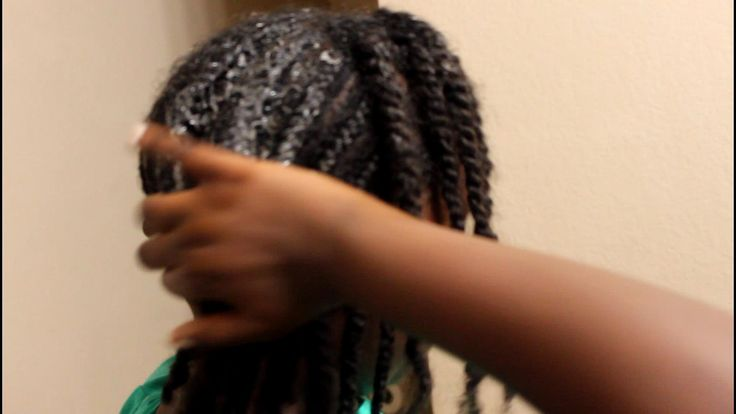 How to Wash Cornrows | Natural Hair | Protective Styles