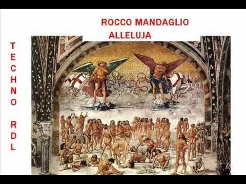 hallelujah today is the resurrection ROCCO MANDAGLIO