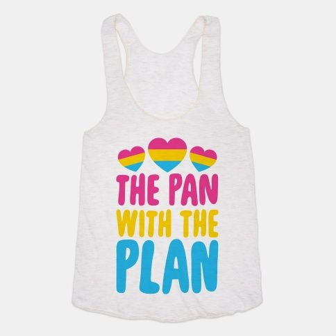 The Pan With The Plan | T-Shirts, Tank Tops, Sweatshirts and Hoodies
