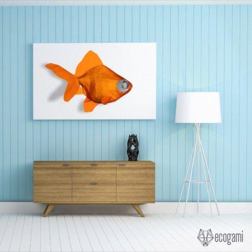 Les 25 meilleures id es de la cat gorie poisson telescope for Deco poisson rouge
