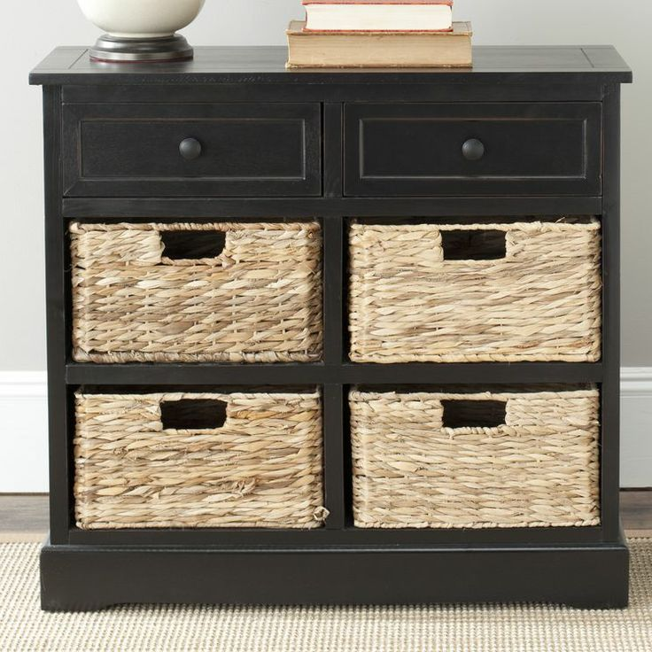 Harry 6 Drawer Storage Unit For Toys In The Living Room Pictures