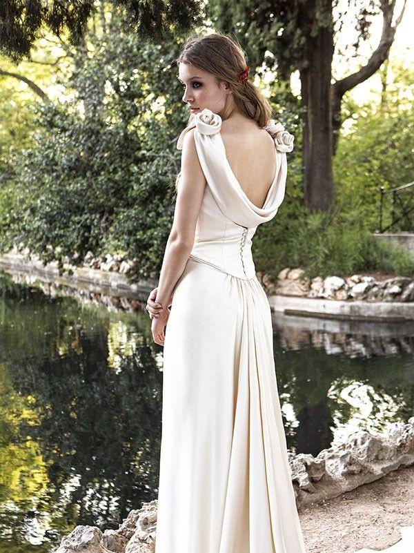 Vestidos de novia de Basaldúa 2014 #boda #vestidosdenovia #vestidos