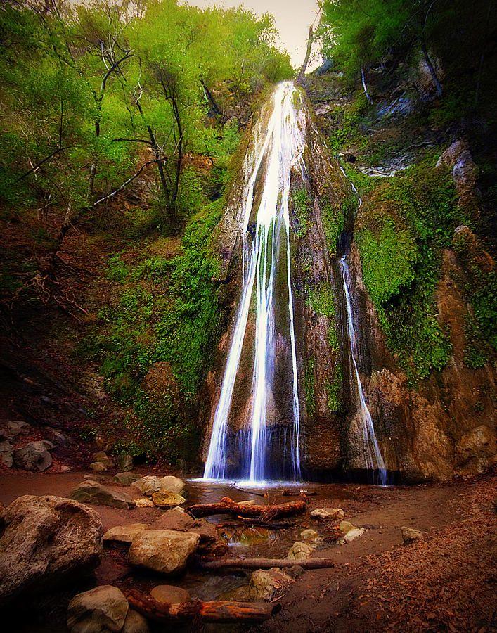 ✯ Nojoqui Falls - Santa Barbara, CA